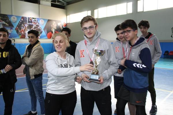 Badminton il birinciliği