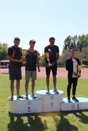 Yürüyüş Türkiye Şampiyonu yapıldı