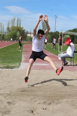 Esat Tarım Atletizm Yarışları