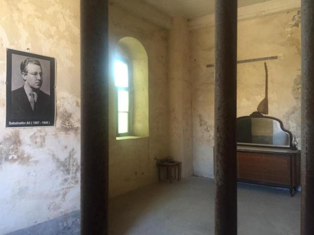 Dark turizminin ikinci durağı Sinop Cezaevi