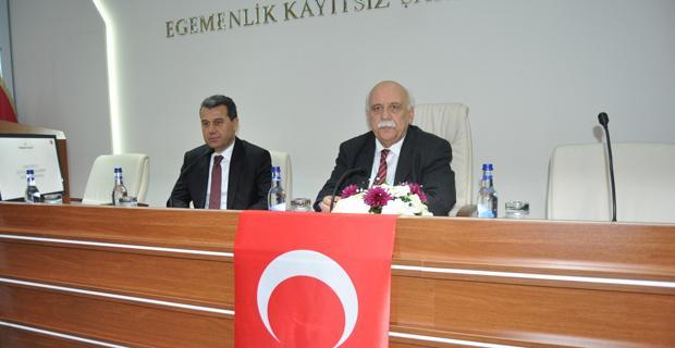 Bakan Avcı, Eskişehir'de İl Koordinasyon Toplantısı'na katıldı