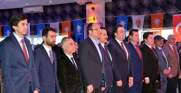 Bakan Çelik, Eskişehir'den CHP'ye yüklendi
