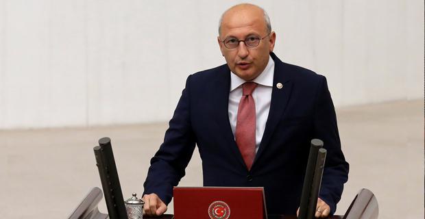 CHP'li Çakırözer torba yasayı topa tuttu