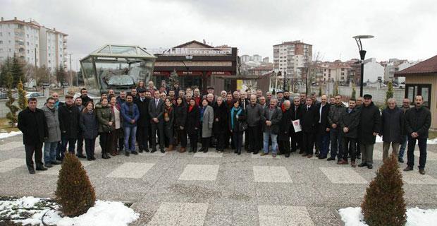 CHP Odunpazarı mahalle temsilcileri bir araya geldi