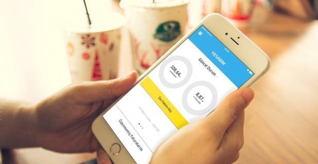 Turkcell: Hesabım uygulaması 14 milyondan fazla indirildi