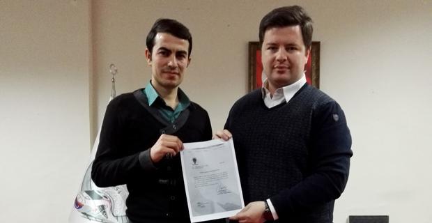 AK Parti Alpu Gençlik Kollarına yeni başkan