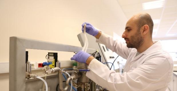 Bakteriler havayı temizleyecek