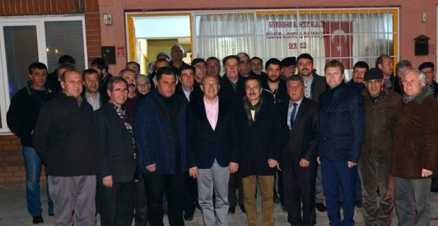 """Başkan Ataç: """"Kimseye ön yargı ile yaklaşmamalıyız"""""""