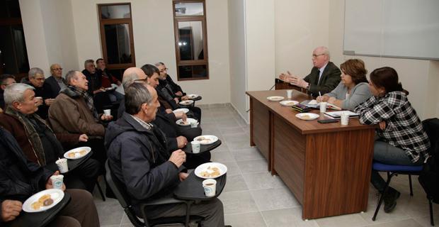 Başkan Kurt Erenköylülerle bir araya geldi