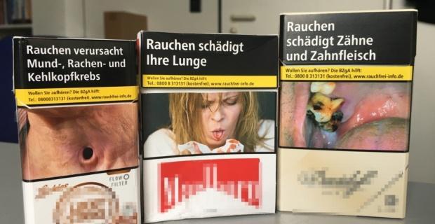Bu kareler AB ülkelerinde sigara kullanımını azalttı