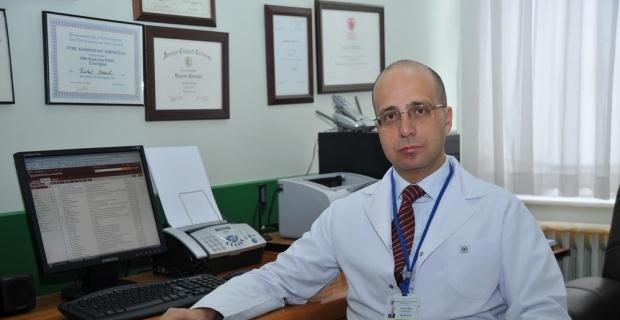 Görenek'e Türk Kalp Vakfı'nda önemli görev