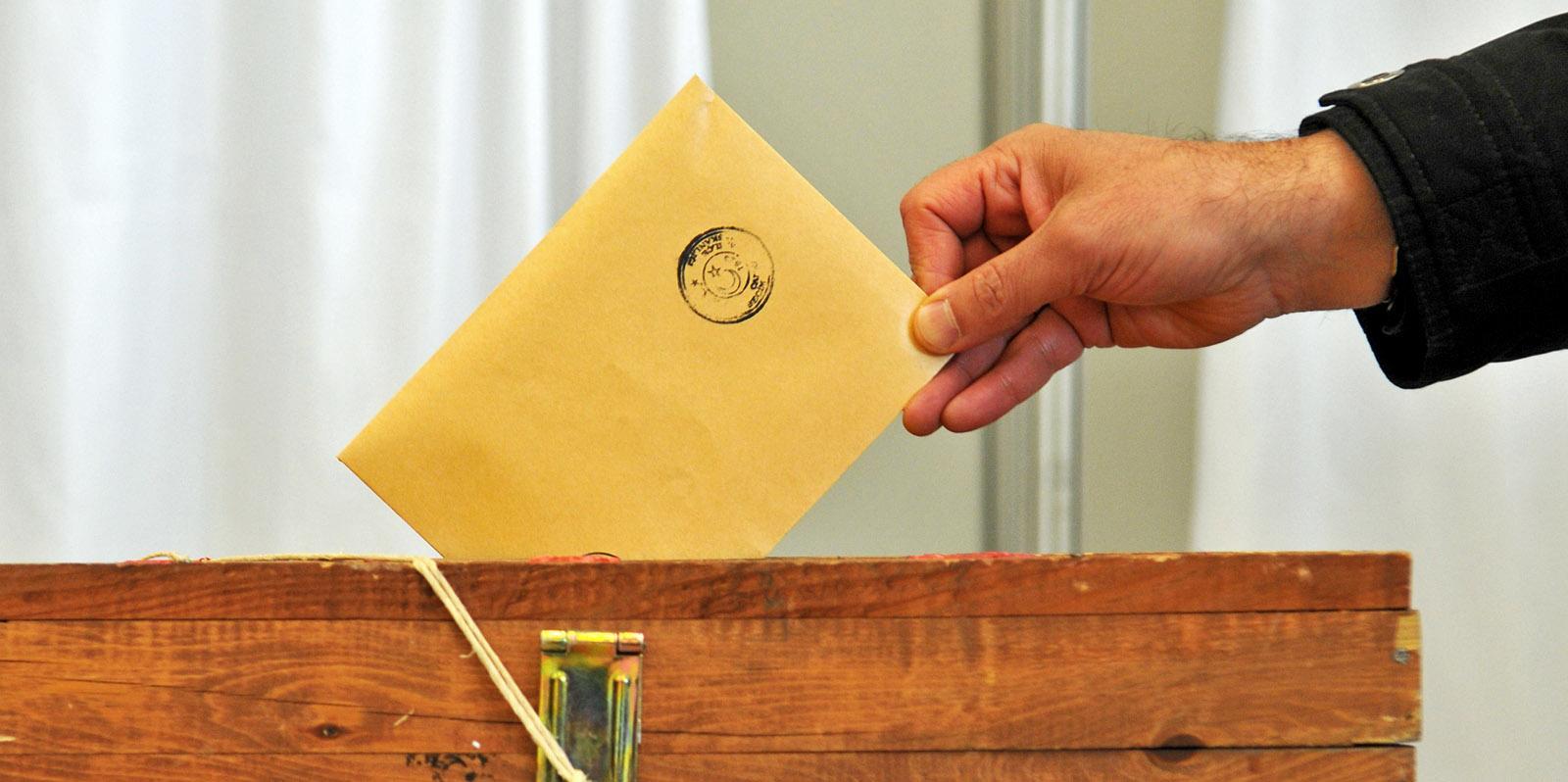 İl ve İlçe Halk Oylaması Koordinasyon Merkezleri kuruldu