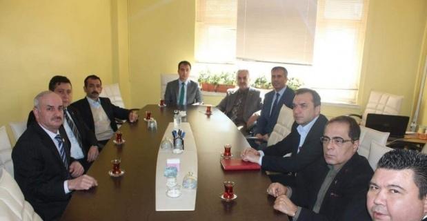 İnönü'de 'Okul Sektör İşbirliği İstişare Komisyon' toplantısı