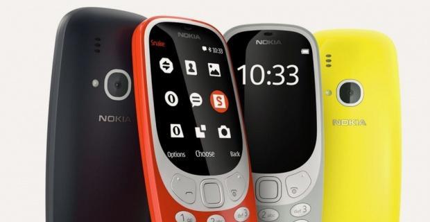 İşte yeni 3310