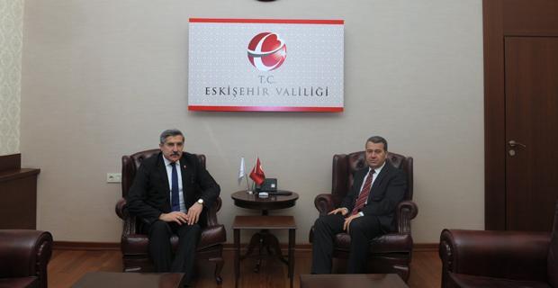 Kültür ve Turizm Bakan Yardımcısı Yayman Eskişehir'e geldi