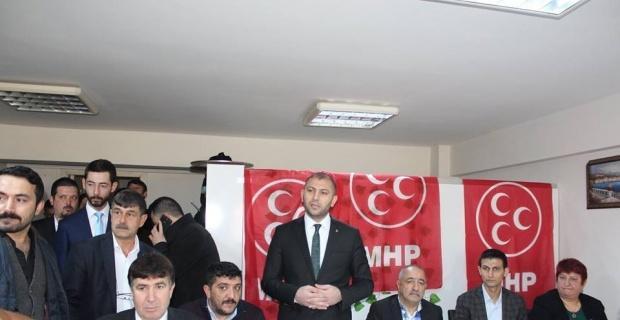 Tepebaşı MHP'de yeni atamalar yapıldı