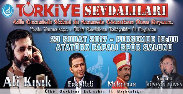 Türkiye sevdalıları bir araya gelecek