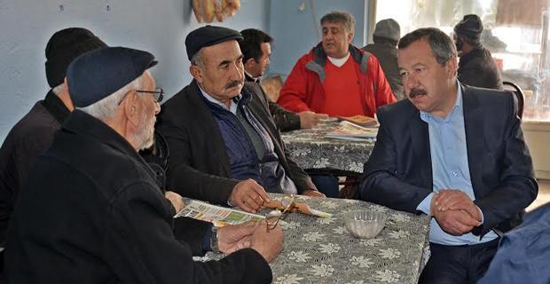 Alpu ve Mihalçcık'da Halka 'Hayır'ı anlattılar