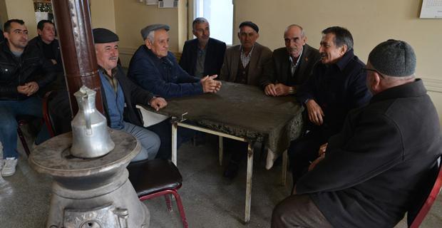 Başkan Ataç Bozan ve Beylikova'da