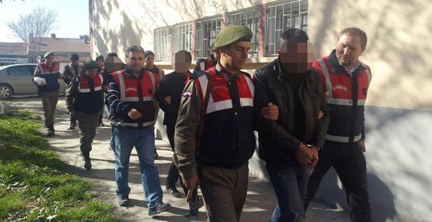 Eskişehir'de organize suç örgütü çökertildi
