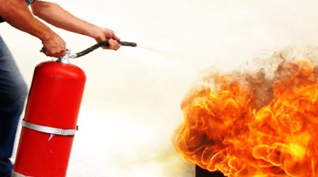 ESOGÜ' hastanesinde yangın