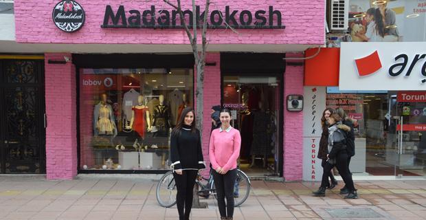 İnstagram'ın 200K takipçili fenomen butiği: Madamkokosh