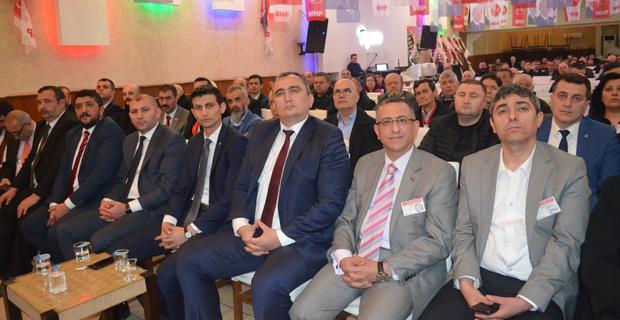 MHP Odunpazarı İlçe Başkanı  Kahveci oldu