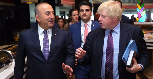 Prof. Dr. Günay Türkiye-İngiltere Zirvesinde