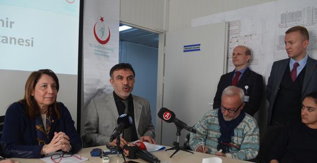 Eskişehir'i sağlık üssü yapmak hedefimiz