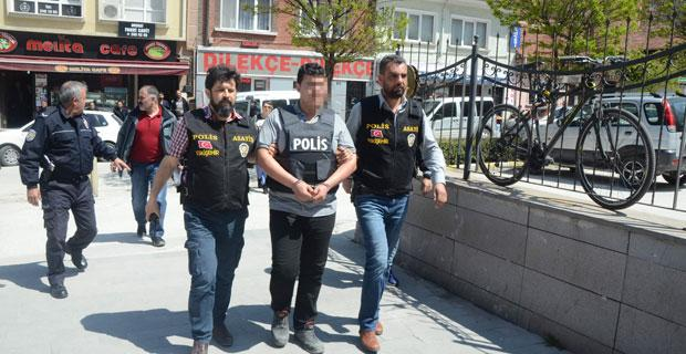 Eskişehir'de silahlı saldırı şüphelisi adliyede