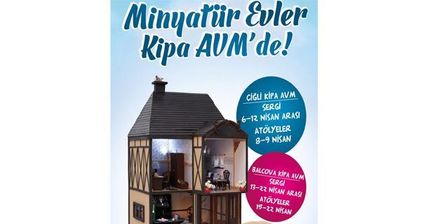 Kipa AVM'de kültür tarihine ayna tutuyor