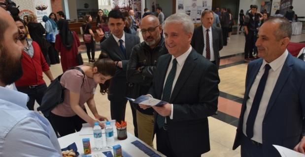 """Anadolu Üniversitesi'nde """"12. Özel Eğitim Kariyer Günleri"""""""