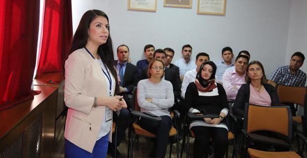 Başsavcılığı çalışanlarına eğitim