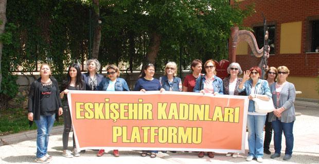 Eskişehir kadın platformu kuruldu