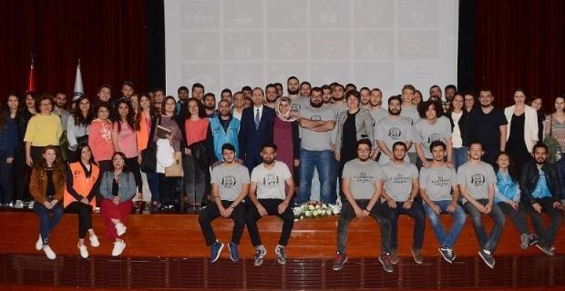 """ESOGÜ'de """"Sürdürülebilir Kalkınma Hedefleri"""" konferansı düzenlendi"""