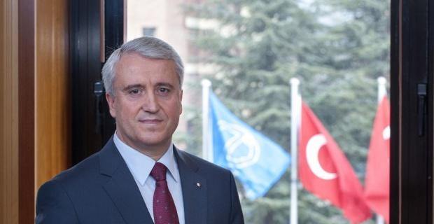 Rektör Gündoğan'dan 19 Mayıs Atatürk'ü Anma, Gençlik ve Spor Bayramı mesajı
