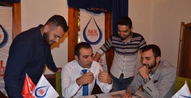 Akil Gençler Proje Merkezi açıldı