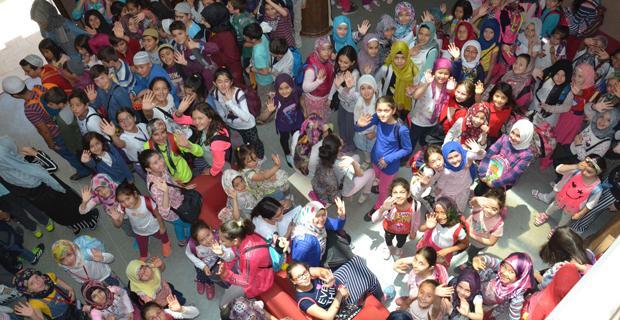 Birlik Vakfı'nın Yaz okulu başladı