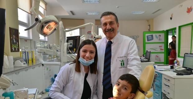 Çocuk Ağız ve Diş Sağlığı Merkezi'nde ücretsiz psikolojik danışmanlık hizmeti