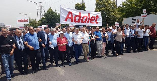 Eskişehir'de de Adalet için yürüyecekler