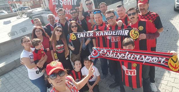 Eskişehir'den Antalya'ya göç!