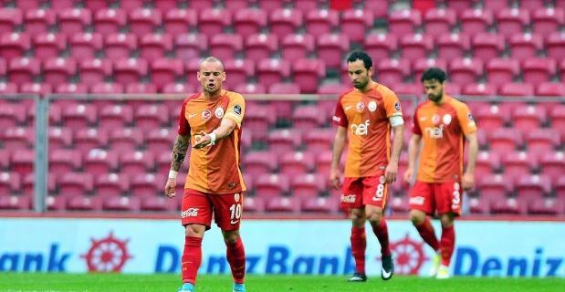 Galatasaray'da 3.'lük hesapları