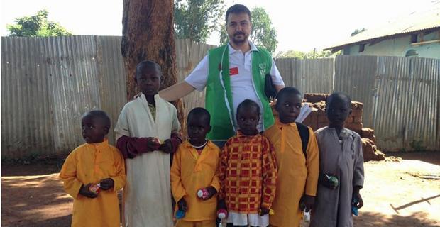 İHH Eskişehir'den Kenya'ya yardım eli