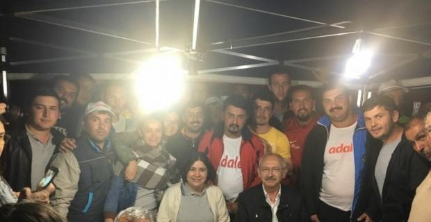 Kılıçdaroğlu'ndan Odunpazarı'na teşekkür