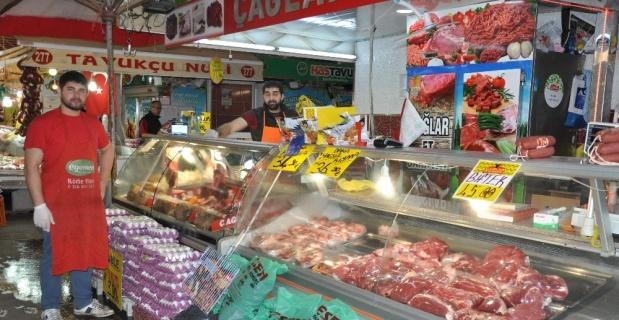 Ramazanda et ve et ürünleri daha çok satılıyor