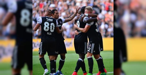 Şampiyon Beşiktaş'tan müthiş final