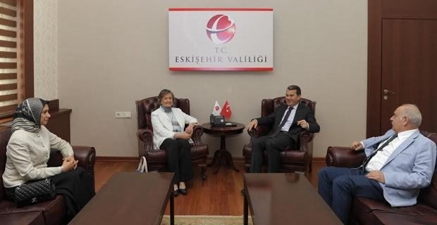 TBMM Dilekçe Komisyonu Üyeleri Eskişehir'de