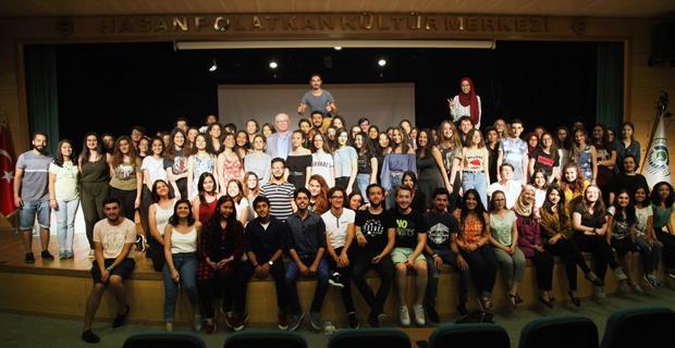 15 ülkeden 26 üniversite öğrencisi Eskişehir'de