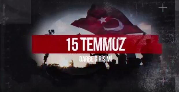 AK Parti'den 15 Temmuz belgeseli