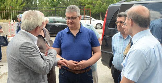 Aksaray Valisi Pekmez'in annesi Eskişehir'de hayatını kaybetti